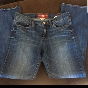 🍀 {Lucky Brand} Jeans Sofia Boot Cut Size 8/29